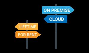 Flexible hosted cloud call center